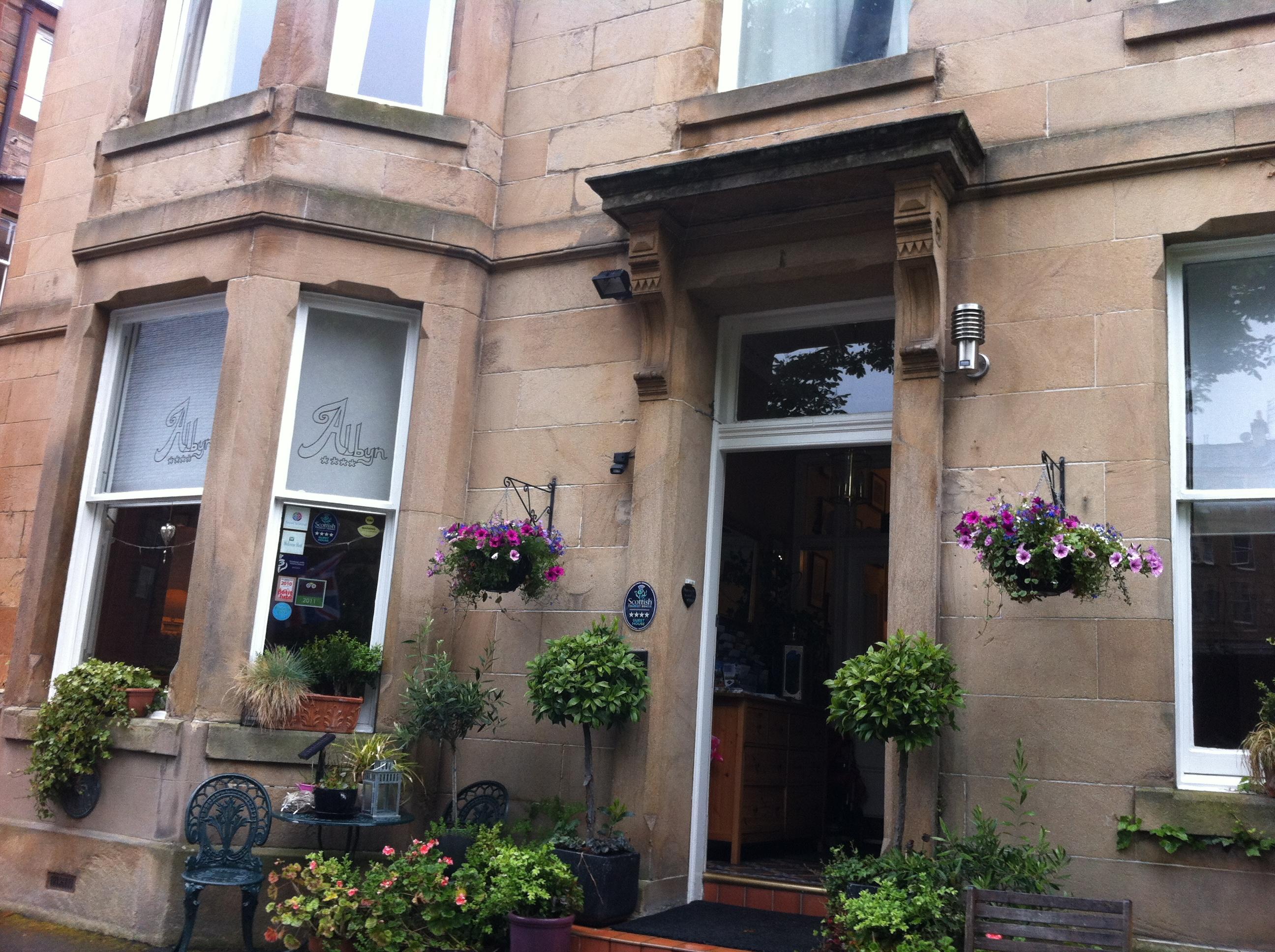Scotland - Albyn Town House