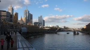 Melbourne city Skyline - Burburchan Blog